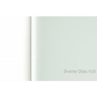 6mm Svane Lacobel, Extra Hvid