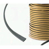 Bånd 3x9, M (150m/rl) - Sort