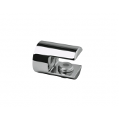 Hyldeholder Ø20x26mm f/6-10mm, Mat krom