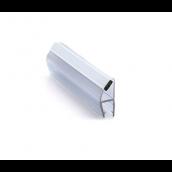 Gummilister 90gr. m/magnet, f/10mm,Tranp