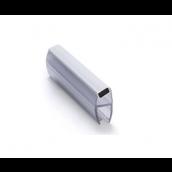 Gummilister 135gr.m/magnet, f/8mm,Transp