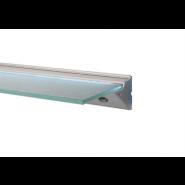 LED 500 hyldekonsol m/8mm satimat - Elox